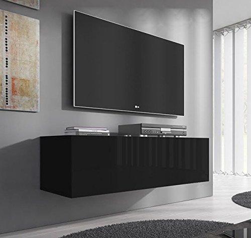 Lettiemobili – Mobile TV modello Forli M (100 cm) nero