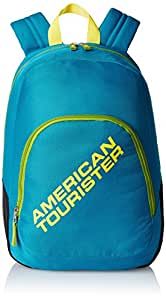 American Tourister Jasper 13 ltrs Blue Kids Backpack (5 - 7 years age)