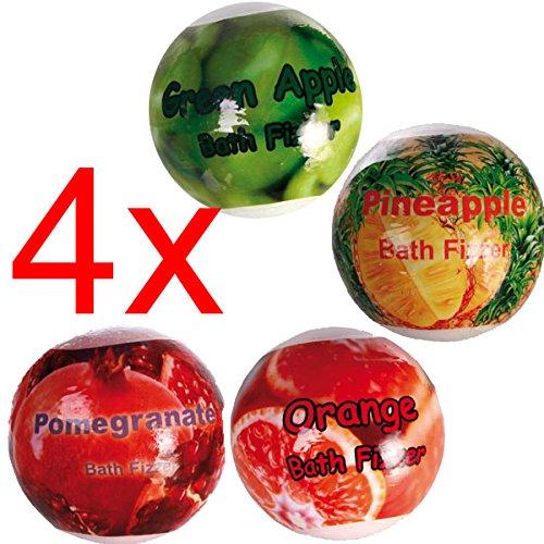 4-x-bath-fizzers-bomb-lush-relax-scented-fragrance-calm-cosmetics-blaster-new
