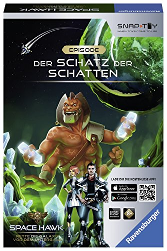 Space Hawk Episode Der Schatz der (Plündern Piraten)