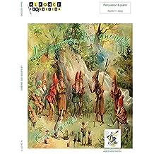 La guerre des Gnomes - Gianni Sicchio - percussions et piano