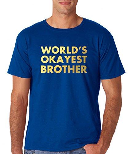 Daataadirect  Herren T-Shirt Königsblau