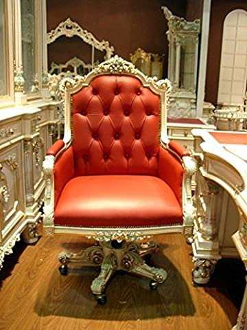 Chaise baroque Fauteuil rococo style antique