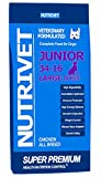 Nutrivet Super Premium Junior Viande pour Chien Large 34/16 15 kg