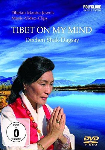 Tibet On My Mind - Dechen Shak-Dagsay, 1 DVD