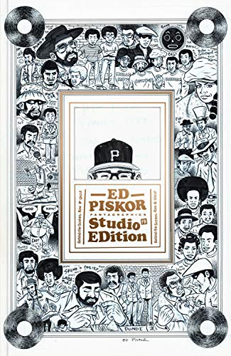 Ed Piskor: The Fantagraphics Studio Edition