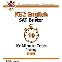 KS2 English SAT Buster 10-Minute Tests: Reading - Book 1 (for the 2019 tests) (CGP KS2 English SATs)