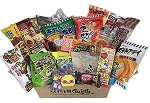 30 Japanische Süßigkeit Geschenke DAGASHI set süss