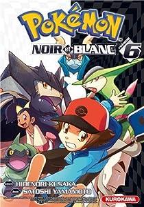 Pokémon Noir et Blanc Edition simple Tome 6