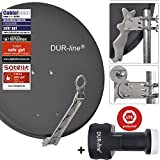 Dur-Line Select 75/80 – LNB Satellite Antenna Sets Multiswitch]
