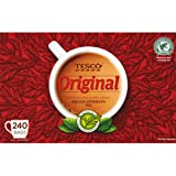 Tesco Original Tea 240Btl. 750g - Schwarztee