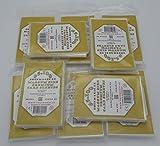 500 Docsmagic.de Premium Magnum Board Game Sleeves - 65 x 100 - 67 x 102 - 10 Packs