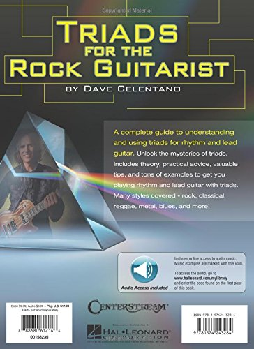 Triads for the Rock Guitarist