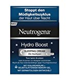 Neutrogena Hydro Boost Sleeping Cream