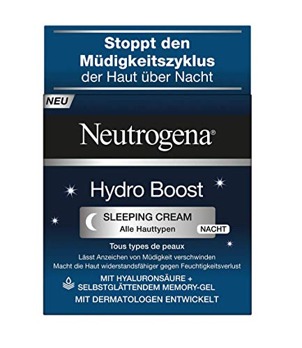 Neutrogena Hydro Boost Sleeping Cream - 9,94 EUR