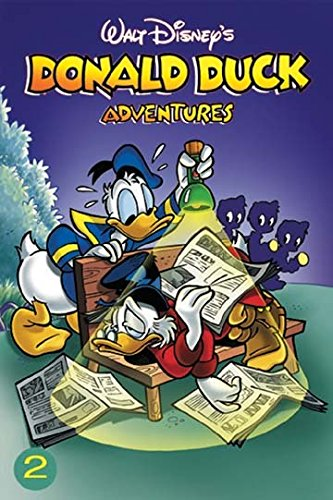 Donald Duck Adventures Volume 2