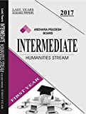 Last Years Solved Papers of Andhra Pradesh Intermediate (First Year) - Humanities Stream (Old Edition)