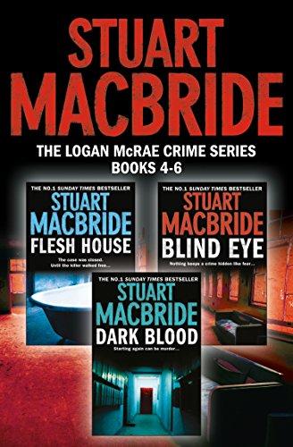 Logan McRae Crime Series Books 4-6: Flesh House, Blind Eye, Dark Blood (Logan McRae) (Logan McRae Collection Book 2) (English Edition)