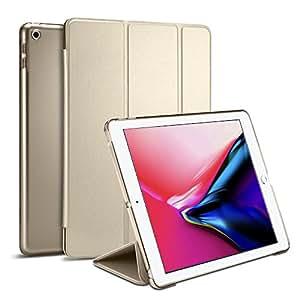 170c058170f8 Spigen Smart Fold Designed For Apple iPad 9.7 inch 2018  Amazon.co ...