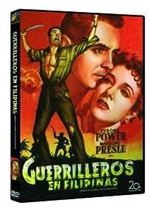 Guerrillas / American Guerrilla in the Philippines ( I Shall Return ) [ Origine Espagnole, Sans Langue Francaise ]