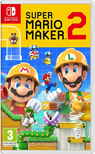Super Mario Maker 2 - - Nintendo Switch