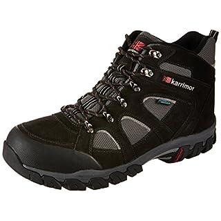 Karrimor Bodmin Mid IV Weathertite Men's Shoes,  Black Sea, 10 UK (44 EU)