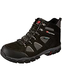 Karrimor Bodmin IV Weathertite, Men's Trekking and Hiking Shoes, Black (Black Sea), 10 UK