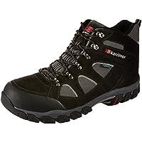 Karrimor Bodmin IV Weathertite, Men's Trekking and Hiking Shoes, Black (Black Sea), 8 UK