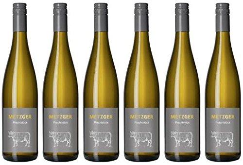 2015 Metzger Prachtstück Chardonnay & Weißburgunder trocken (6x0,75l)