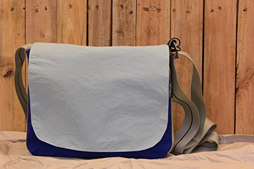 Borsa di tela canvas Urban Mini Borsa a tracolla borsa a tracolla Messenger Bag canvasco