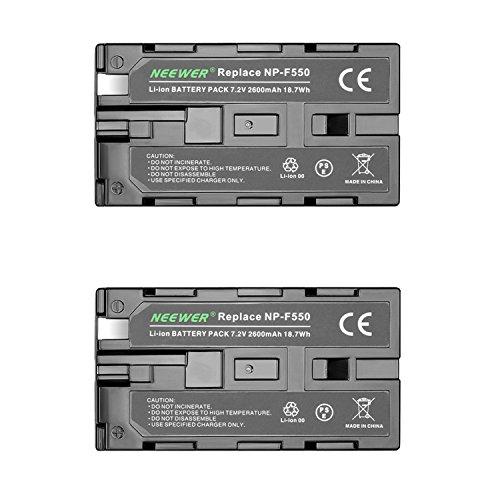 Neewer®   Batería Repuesto Sony HandyCams, Neewer