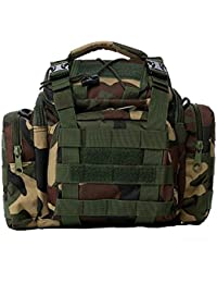 jEZmiSy Hiking Bum Hip Ruck Sack Tactical Waist Pack Military Molle Pouch Shoulder Bag