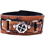 Super Drool Pure Leather Rugged Finish M...