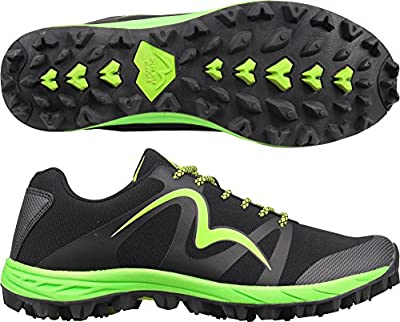 More Mile Cheviot 4 Mens Trail Running Shoes - Black