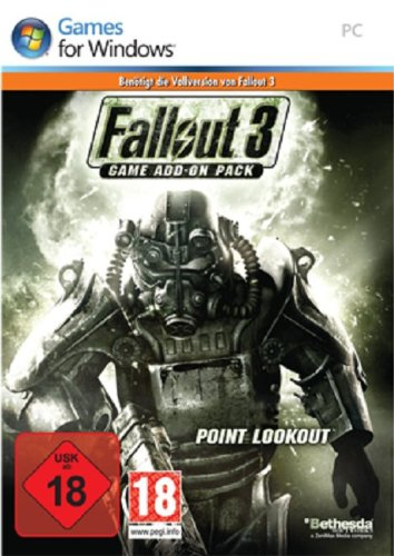 Fallout 3 Point Lookout DLC
