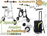 2x Airwheel E3 zum unschlagbaren Vorteilspreis Faltbares Elektrofahrrad E-Bike Pedelec