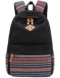 Abshoo Causal Lightweight Canvas Backpack Cute School Backpack For Girls