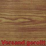 Klebefolie 200x45cm Holz Nussbaum selbstklebend
