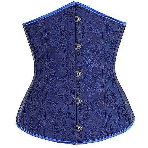 Jwans - bustino - donna dark blue l