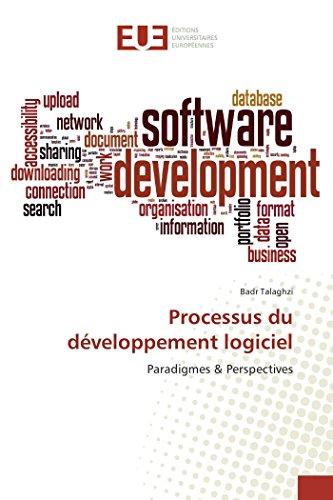 Processus Du Développement Logiciel