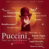 Puccini : Tous Ses Chefs-d'Oeuvre