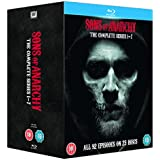 SONS OF ANARCHY:SEASONS 1-7