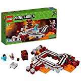 LEGO Minecraft - Tren del Infierno (21130)