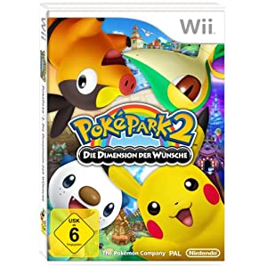PokéPark 2 – Die Dimension der Wünsche