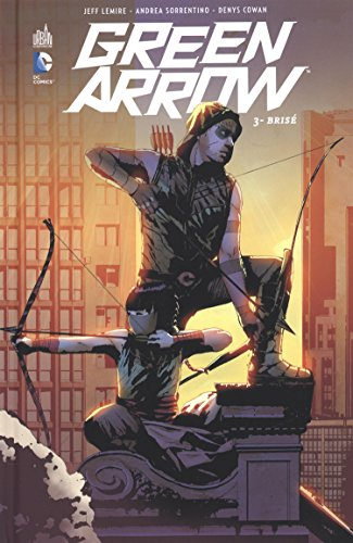 Green Arrow Tome 3