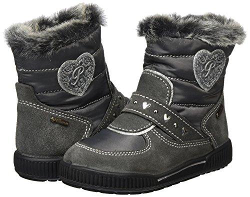 Primigi Titi-E, Chaussures Marche Bébé Fille Gris (Grig Sc/Grig Sc)