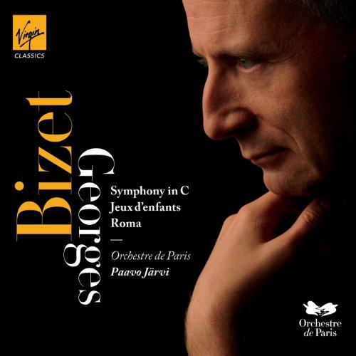 Georges Bizet: Sinfonie C-Dur / Jeux d'enfantes / Roma