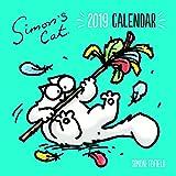 Close Up Simon's Cat Kalender 2019 - Offizieller Wandkalender 2019, 12 Monate, Heftbindung, englische Ausführung.