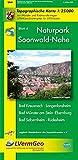 Naturpark Soonwald-Nahe /Bad Kreuznach, Langenlohnsheim, Bad Münster am Stein-Ebernburg, Bad Sobernheim, Rüdesheim (WR): Naturparkkarte 1:25000 mit ... Rheinland-Pfalz 1:15000 /1:25000) - Landesamt für Vermessung und Geobasisinformation Rheinland-Pfalz