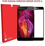#8: Case U Xiaomi Redmi Note 4 Full Coverage Tempered Glass Screen Protector